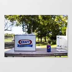Krafty Canvas Print