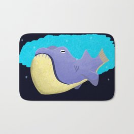 Mega Shark Bath Mat
