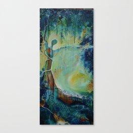 Tree Dancer Canvas Print