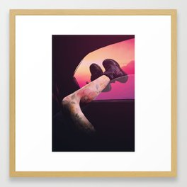 cosmic Framed Art Print