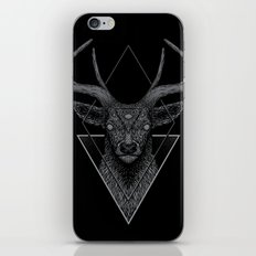 Dark Deer iPhone Skin