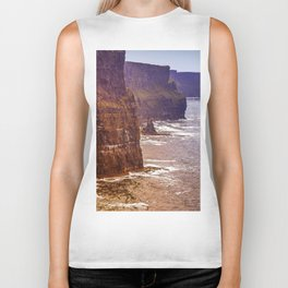 Cliffs Of Moher Biker Tank