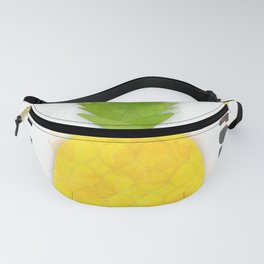 Be A Pineapple Digital Watercolor Fanny Pack