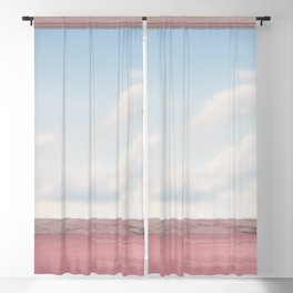 Sky Is The Limit Blackout Curtain