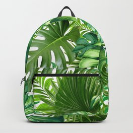 green tropic Backpack