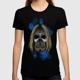 Iggy style Errorface Skull T-shirt