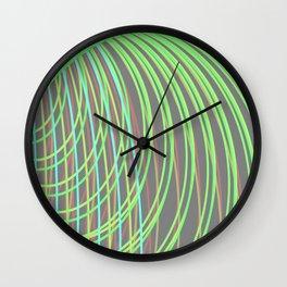 CGG Spiral Wall Clock