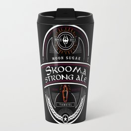 Strong Ale Skooma Travel Mug