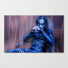 The Crow Film Print Canvas Print