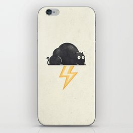 The Thunder Cat iPhone Skin