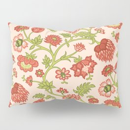 Rococo Floral Pattern #1 Pillow Sham