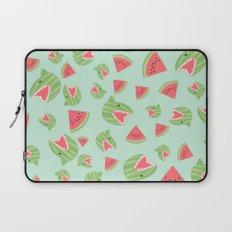 Watermelon Shark Laptop Sleeve