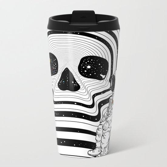 Blackout (Departure) Metal Travel Mug