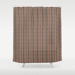 Steve Buscemi's Eyes Tiled Shower Curtain