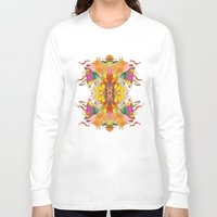 psych Long Sleeve T-shirts featuring Free Psych and Mirrors - Antonio Feliz by Marina Molares
