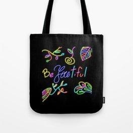 BeYoutiful Tote Bag