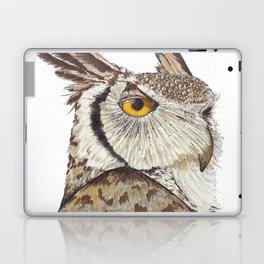 Quintus the Owl Laptop & iPad Skin