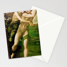 Edward Burne-Jones  - Phyllis and Demophoon - Digital Remastered Edition Stationery Cards