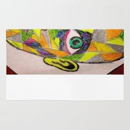 Mosaic Man  Rug