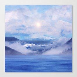 Pastel vibes 47 Canvas Print
