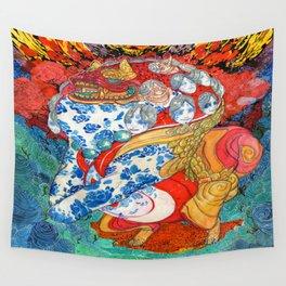 it's a pleasure Wall Tapestry