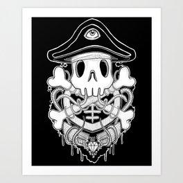 The Last Voyage Art Print