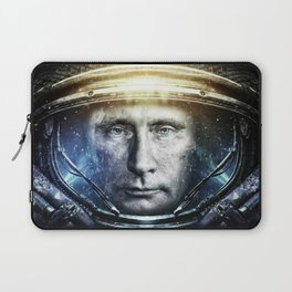 Space President Laptop Sleeve
