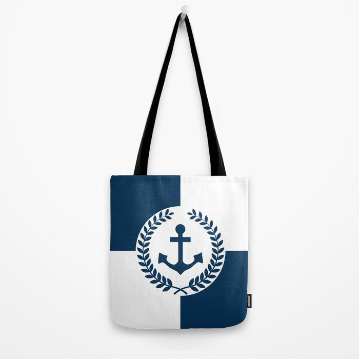 Nautical themed design 2 Tote Bag
