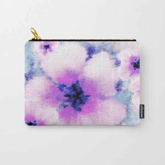 Rose of Sharon Bloom Carry-All Pouch