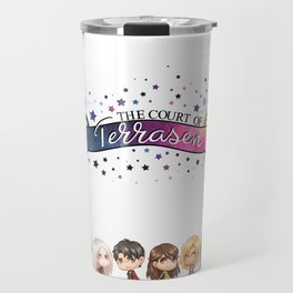The Court of Terrasen Travel Mug