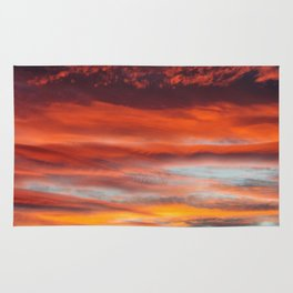 Valley blessing Rug