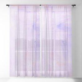Molly Ringwald Sheer Curtain