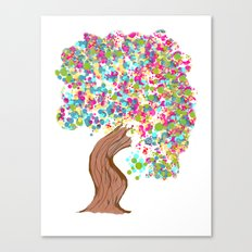 Gumbul Tree Canvas Print
