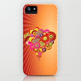 Herzen iPhone Case
