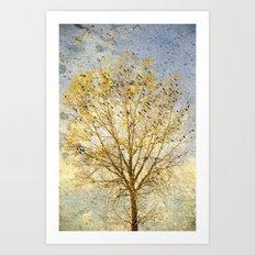 The Bird Tree Art Print
