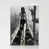 returns Stationery Cards featuring Returns by Jitka Kopejtkova