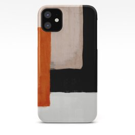abstract minimal 14 iPhone Case