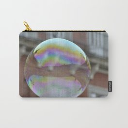 Bubbles in Madrid Carry-All Pouch