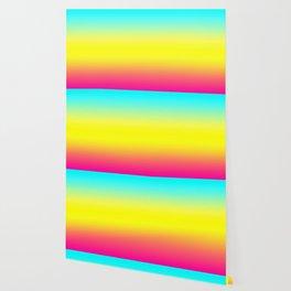 Ombre Magical Rainbow Unicorn Colors Wallpaper