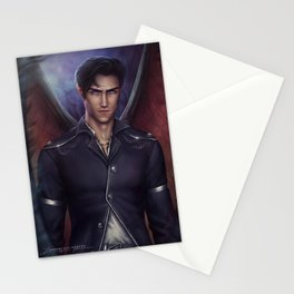 Lord of Night Stationery Cards