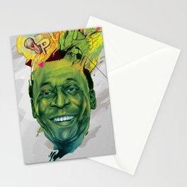 Rey Pele Stationery Cards