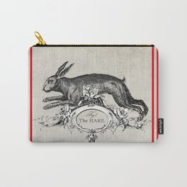 The Hare Carry-All Pouch