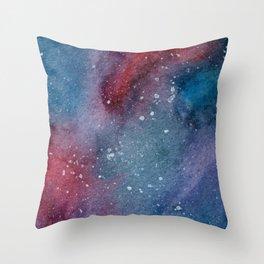 Galaxy 2 Throw Pillow