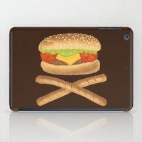 fat iPad Cases featuring High Fat by Erik Sandi Satresa