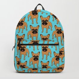 Golden Fawn Frenchie Backpack