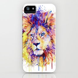 The New King iPhone Case