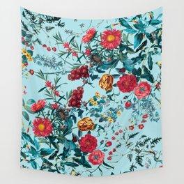 Summer Garden III Wall Tapestry