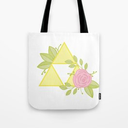 Garden of Power, Wisdom and Courage Tote Bag