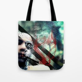 Abstraction, Distraction Tote Bag