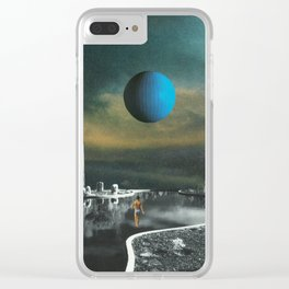 Poolboy Clear iPhone Case